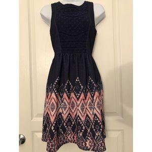 Beautiful kneelength dress